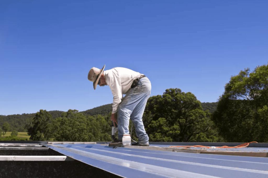 Metal Roof Repair-Quality Metal Roofing Crew of Plantation