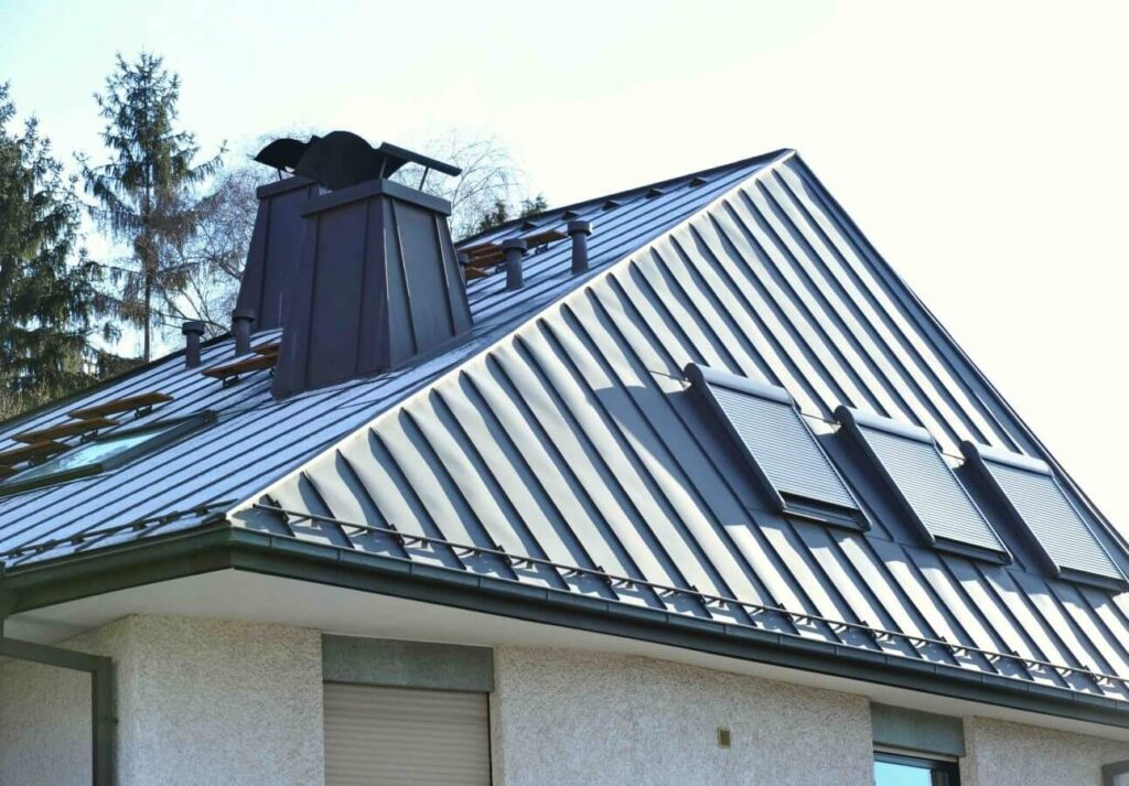 Metal Roofing-Quality Metal Roofing Crew of Plantation