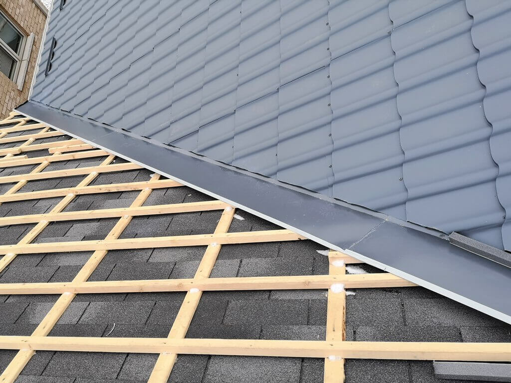 New Construction Metal Roofing-Quality Metal Roofing Crew of Plantation